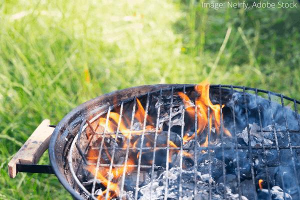 grill tisztítása