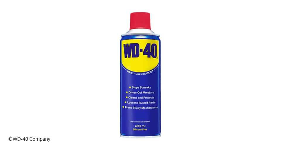 Csináld magad WD-40