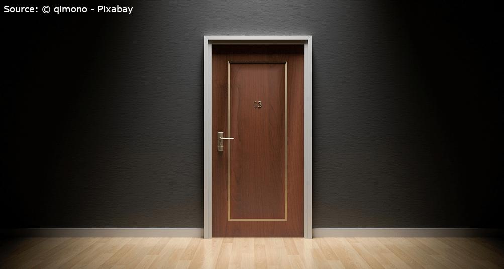 Nyikorgó ajtó
