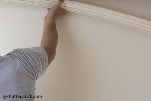 Hogyan kell a függönysínt megtisztítani?